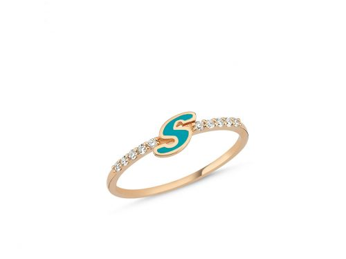 Own the Jewelry S Ring
