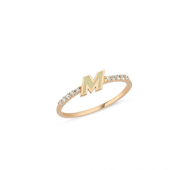 Own the Jewelry M Ring