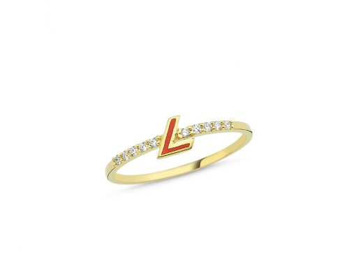Own the Jewelry L Ring