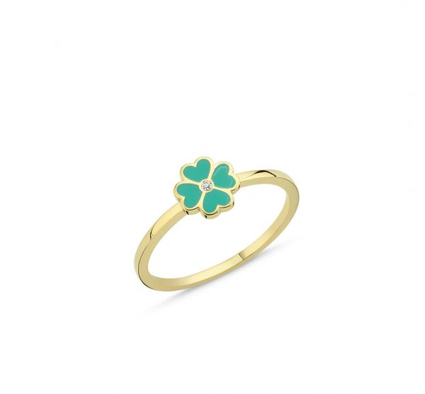 Own the Jewelry Clover Ring