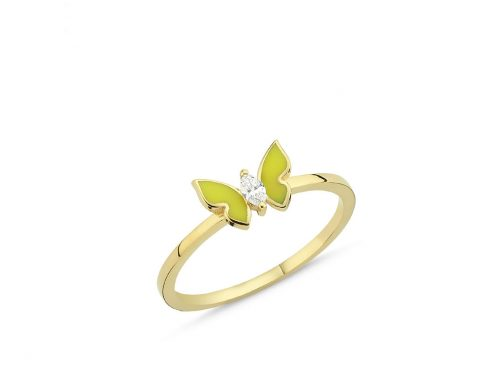 Own the Jewelry Butterfly Ring