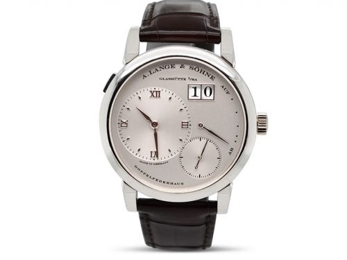 Lange & Sohne Panorama Date, Power Indicator
