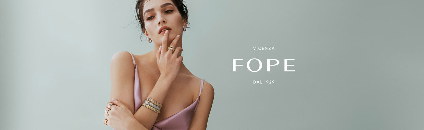 Fope Italian Jewelry at LaViano Jewelers