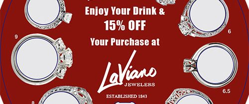 LaViano Jewelers Shop Local Promotion